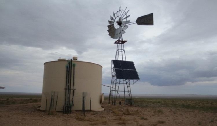 REopt Modeling Informs Design of Off-Grid Water System Under